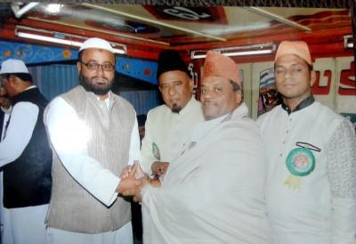 Janab Ayub Khan Quadi Sb and Hashim Sb