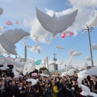 Japan Earthquake Anniversary