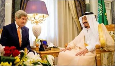 John Kerry Meet Shah Salman