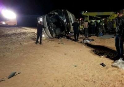 Jordan Bus Accident