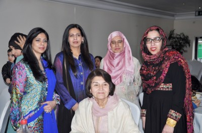 Justice Nasira Javed Iqbal visited Birmingham UK