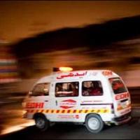 Karachi 2 Killedin Firing