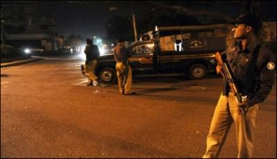 Karachi 3  Arrest