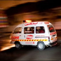 Karachi Korangi Accident