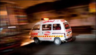 Karachi Korangi Accident