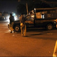 Karachi Police Action
