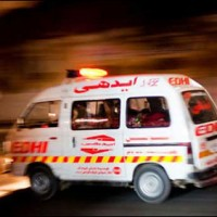 Karachi Traffic Accidents