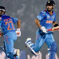 Kohli and Rahane