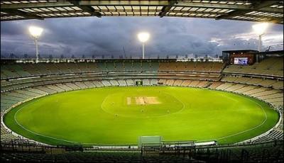 Kolkuta cricket ground