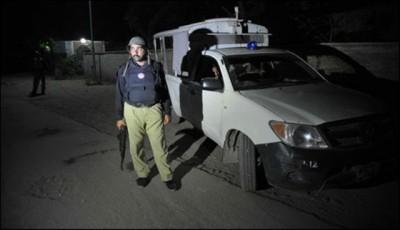 Lahore-15 Arrest