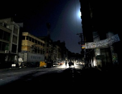 Lahore Darkness