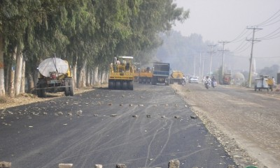 Lahore Roads Development