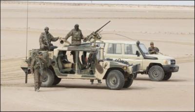 Libya 5 killed