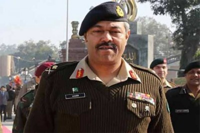 Lieutenant General, Amir Riaz