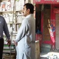Medical Stores Raiding