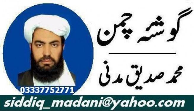 Mohammad Siddiq Madani Logo
