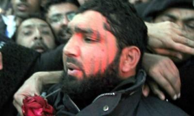 Mumtaz Qadri Martyrdom
