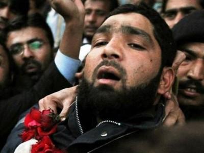 Mumtaz Qadri Shaheed