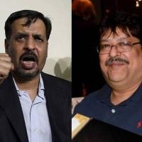 Mustafa Kamal and Sarfraz Marchant