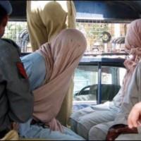 Nadra Officers Arrest