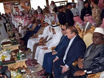 Nawaz Sharif and  General Raheel Sharif