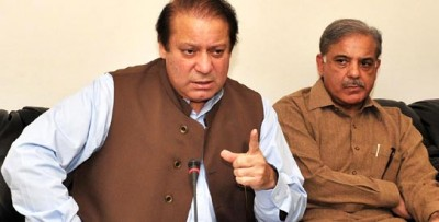 Nawaz Sharif and Shahbaz Sharif
