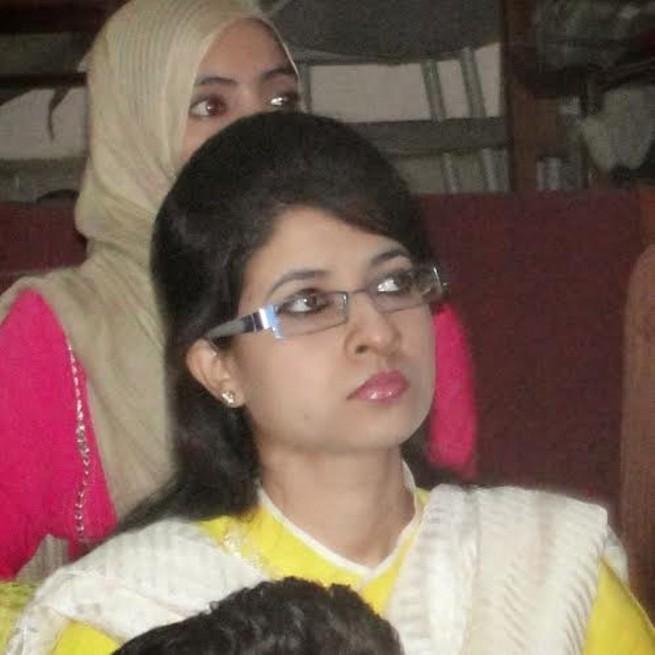 Naza Jabeen