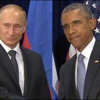 Obama Putin Phone