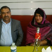 PPP France Dr. Irshad kmbuh and Bano Tariq Addressed