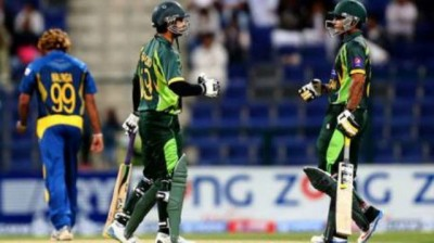 Pakistan Against, Sri Lanka, Warm Up Match