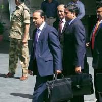 Pakistan Investigation Team Pathankot Airbase Visit