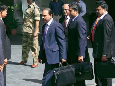 Pakistan Investigation Team  Pathankot  Airbase Visit