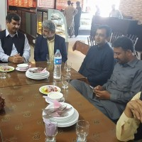 Pakistan People Party Lala Mussaa Lunch (1)