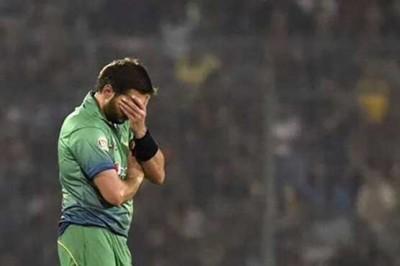 Pakistan out