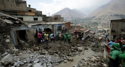 Peru Torrential Rain