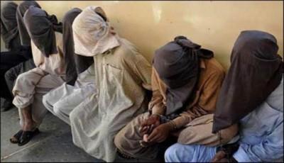 Peshawar Arrest
