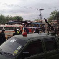 Peshawar Bus Bombing