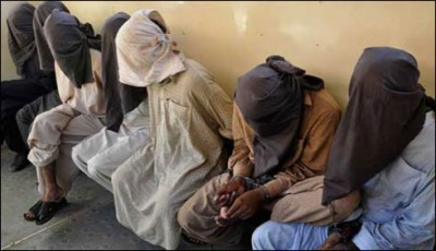 Peshawar Police Operation