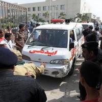 Police Squard injured