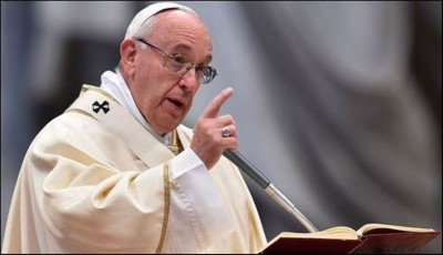 Pope Franc