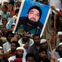 Protest Mumtaz Qadri