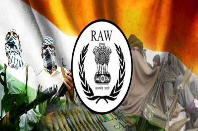 RAW Agent Arrested