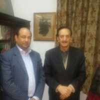 Raja Sheraaz Ahmed and Raja Ghaffar ul Haq