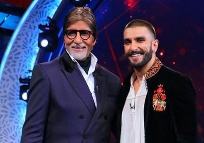 Ranbir Singh and Amitabh Bachchan