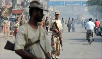 Reduced crime in Karachi
