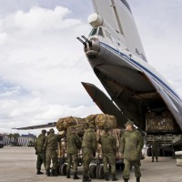 Russian Forces Return