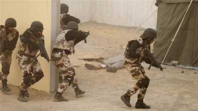 Saudi Arabia,Military Exercises