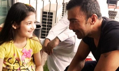 Shan and Harshaali Malhotra