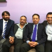 Sheikh Farid with Friends