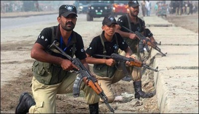 Sindh Police Crackdown